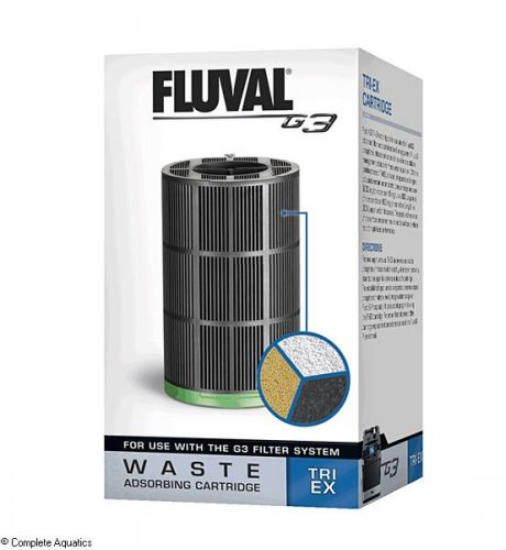 Fluval G3 Tri-X Cartridge