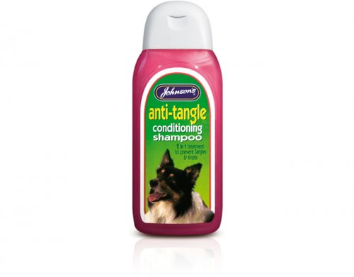 Johnsons Anti-Tangle Conditioning Shampoo 200ml