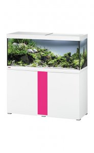 Eheim Vivaline LED 240 Aquarium with Cabinet White with Candy Panel