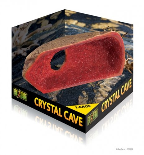 Exo Terra Crystal Cave Large