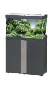 Eheim Vivaline LED 126 Aquarium with Cabinet Anthracite with Urban Panel