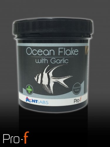 NT Labs Ocean Flake with Garlic 30g