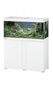 Eheim Vivaline LED 180 Aquarium with Cabinet White