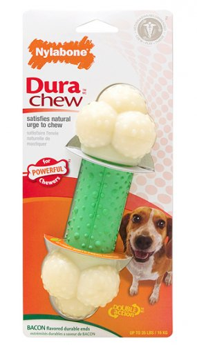 Nylabone Dura Chew Double Action Wolf