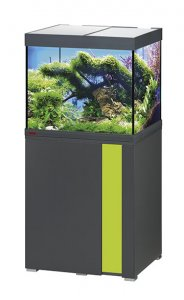 Eheim Vivaline LED 150 Aquarium with Cabinet Anthracite with Lemon Panel