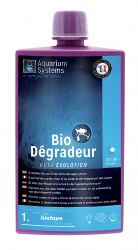 Reef Evolution Bio Degradeur 250ml