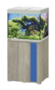 Eheim Vivaline LED 150 Aquarium with Cabinet Oak Grey with Sky Panel