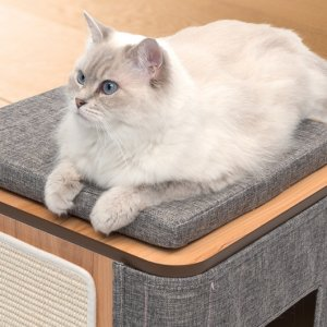 Vesper Cat Furniture V-Cubo Stone