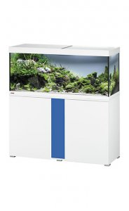 Eheim Vivaline LED 240 Aquarium with Cabinet White with Sky Panel