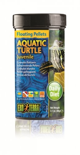 Exo Terra Floating Pellets Juvenile Turtle 90g
