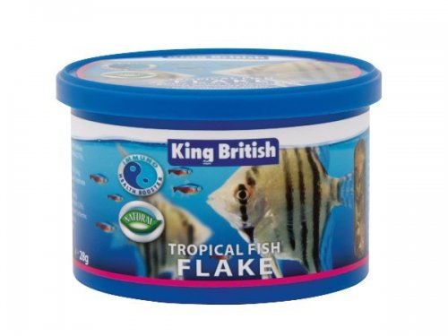 King British Tropical Flake 200g