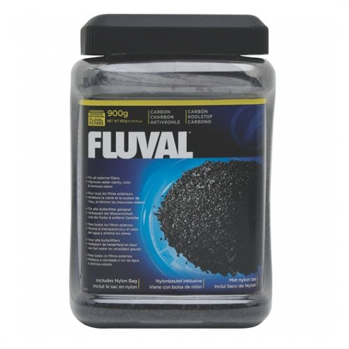 Fluval Activated Carbon Bulk Jar 900g