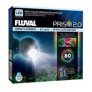 Fluval Prism Colour Changing Spot Lamp 6.5w