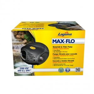 Laguna Max Flo 2200 Waterfall & Filter Pump