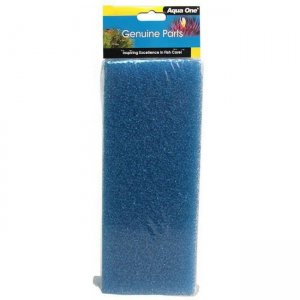 Aqua One Aqua Reef Blue Self Cut Sponge