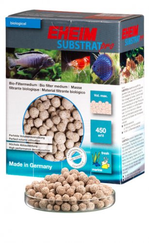 Eheim Substrat Pro 1 Litre Biological Filter Media