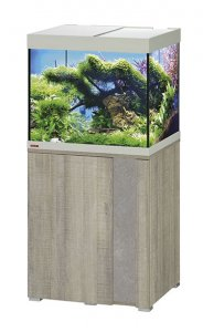 Eheim Vivaline LED 150 Aquarium with Cabinet Oak Grey with Urban Panel