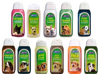 Johnsons Shampoos & Grooming Aid