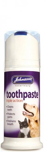 Johnsons Triple Action Toothpaste 50g