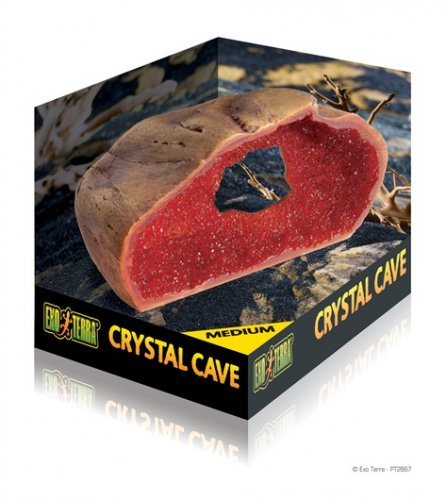 Exo Terra Crystal Cave Medium