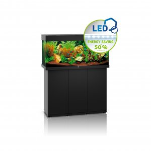 Juwel Rio 180 LED Aquarium with Cabinet Black