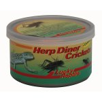 Lucky Reptile Herp Diner Small Crickets + Calcium