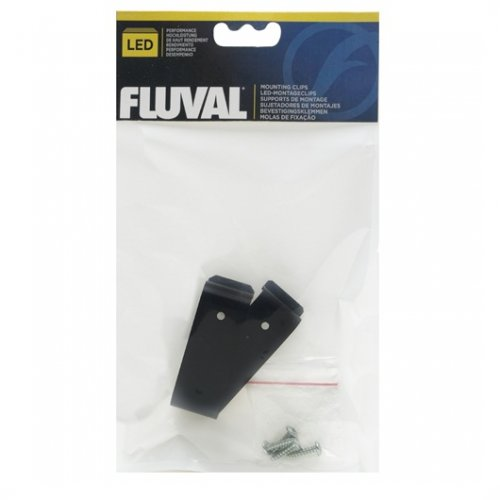 Fluval PRO LED Under Cabinet Mounting Clips (2 pk)