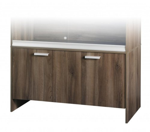 Viva Cabinet Large Deep Walnut