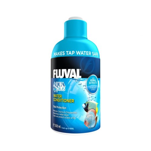Fluval Aqua Plus Water Conditioner 500ml