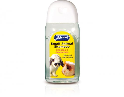 Johnsons Small Animal Cleansing Shampoo 125ml