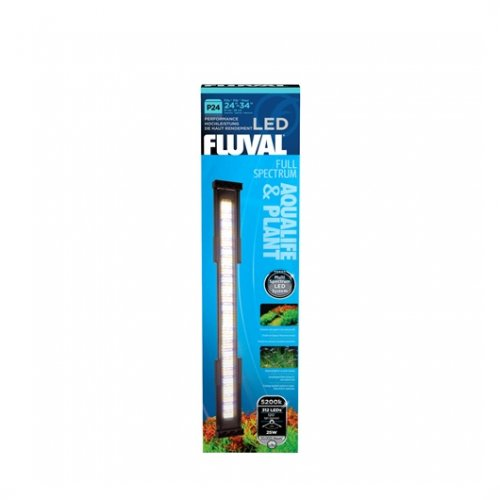 "Fluval Aqualife & Plant LED Strip 24-34"" (60-85cm) 25W"