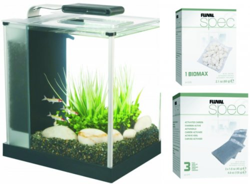 Fluval Spec, Flex & Evo Media