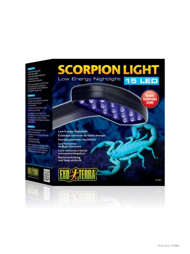 Exo-Terra Scorpion Light