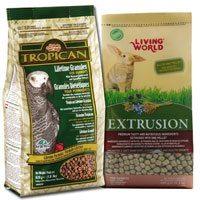 Living World Bird Foods