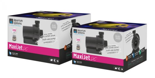 Aquarium Systems MaxiJet DCPumps