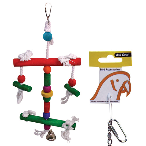 Avi One Bird Toys