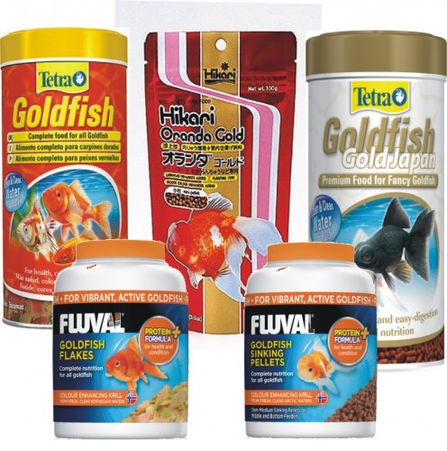 Cold Water Fish Food