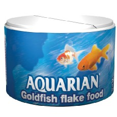 Aquarian Cold Water Fish Food