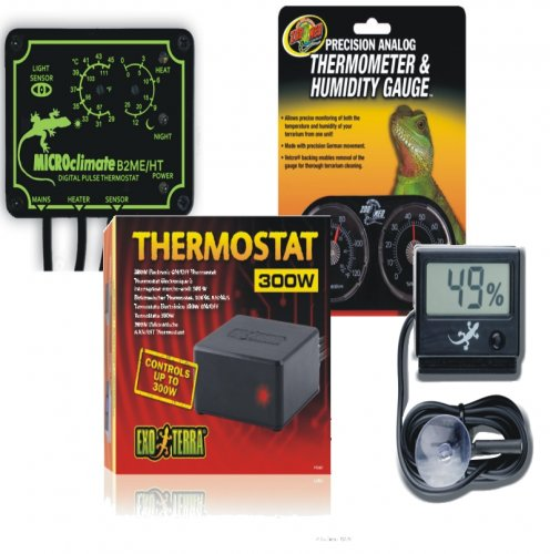 Temperature Gauges/Thermostats