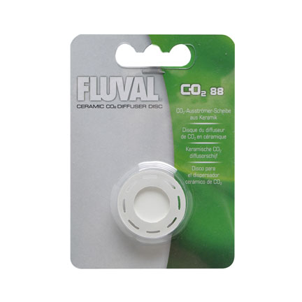 Fluval CO2 Ceramic Diffuser Disc 88g