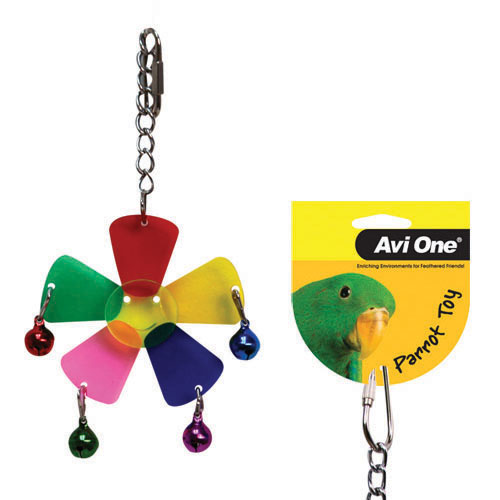 Avi One Acrylic Plum Blossom with Bell Balls