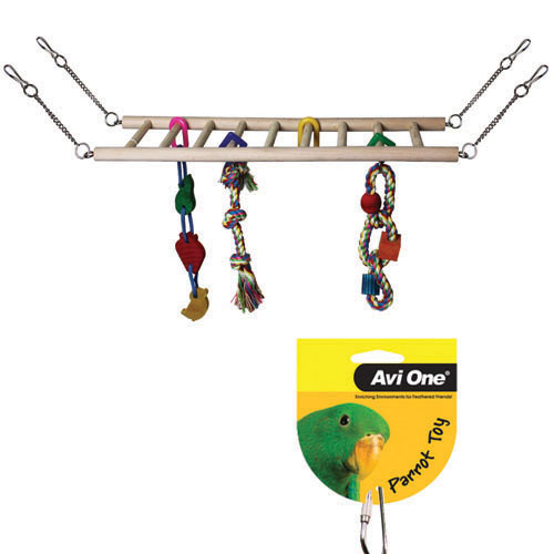 Avi One Swinging Bridge with Toys