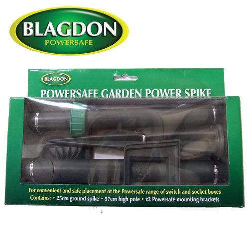 Blagdon Powersafe Outdoor Garden Spike