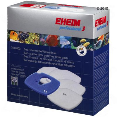 Eheim Professional 3 1200 XL/T Complete Filter Foam Set