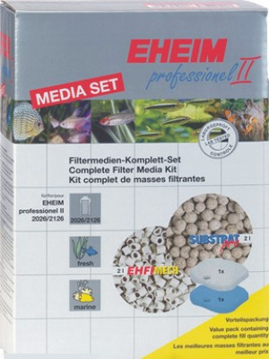 Eheim Professional I/II and eXperience Media Set