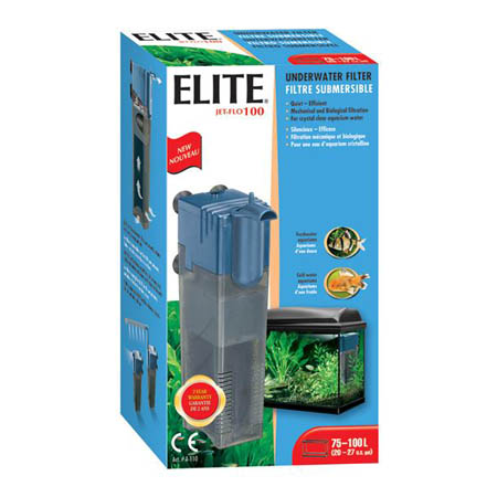 Elite Jet Flo 100 Underwater Filter A110