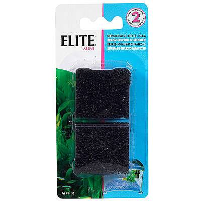 Elite Mini Replacement Filter Foams