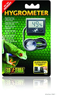 Exo Terra Digital LCD Hygrometer with Probe