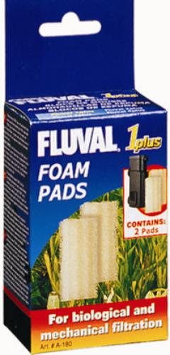 Fluval 1 Plus Foam (2pcs)