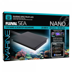 Fluval Nano Marine LED with Bluetooth